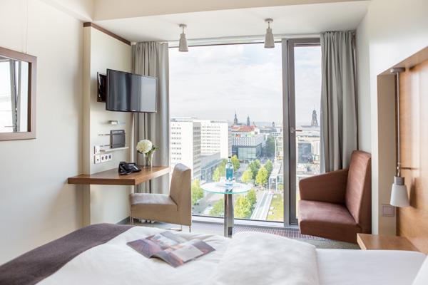 4 hotel pullman dresden newa idee reisen for Pullman hotel dresden