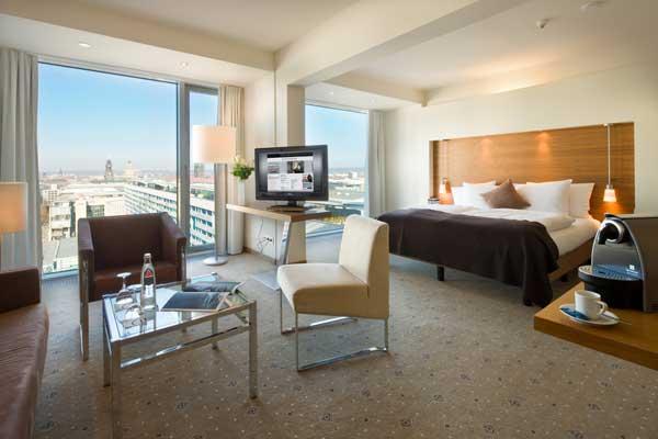 4 hotel pullman dresden newa idee reisen for Pullman dresden newa